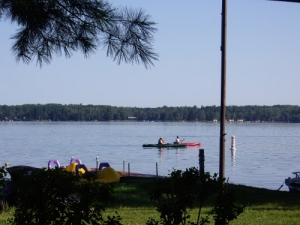 Lynn Ann's Campground, St. Germain Wisconsin camping, fishing, boating, swimming, tennis, horseback riding
